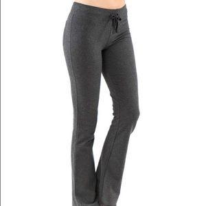 Pants - 💥NEW💥 Gray Yoga Pants with Flare